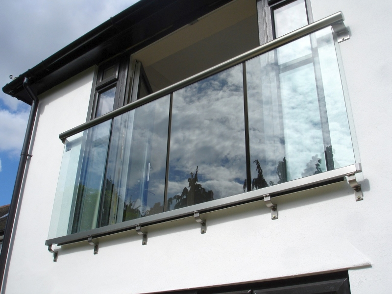 METAL&GLASS JULIET BALCONY